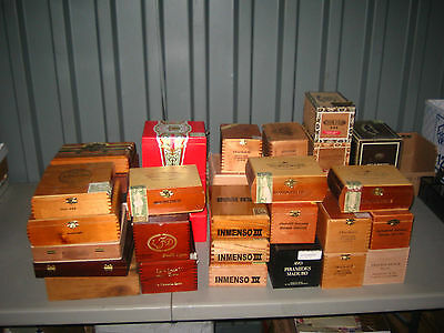 Stamps USA - Cigar Box w/ 100+ Glassines (2,000+ Stamps)