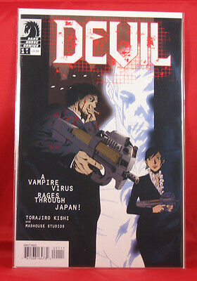Devil #1 (2010 Dark Horse) Bagged and Boarded NM/M+!