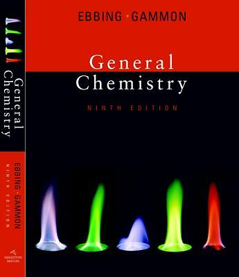 General Chemistry by Steven D. Gammon and Darrell D. Ebbing (2007, Hardcover)