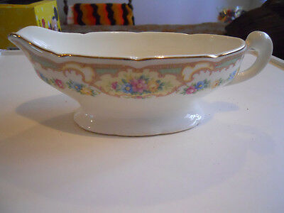 Anitque Mount Clemens Homer Laughlin Gravy Bowl Made in the USA on the Bottom