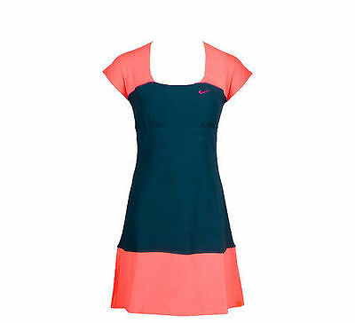 Nike Womens Serena Williams Shared Tennis Dress French Open New