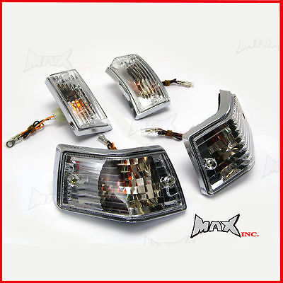 Hi Quality Vespa P PX 125 150 200 LML Star Stella Belladonna Chromed Indicators
