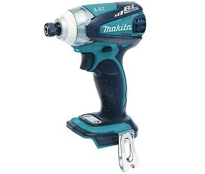 "Makita 18V Lithium Ion Brushless 3-Speed 1/4"" Impact Driver  Xdt01 / Lxdt01"