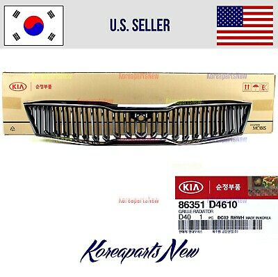 Front Bumper Grille Upper For Camera ⭐GENUINE⭐ fits New Kia Optima 2019-2020