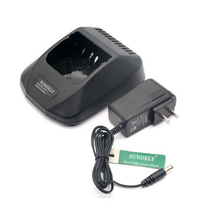 Rapid Quick Charger  KSC-14 KSC-15 for Kenwood TK-272 TK-272G TK-278 TK-278G