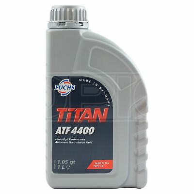 Fuchs TITAN ATF 4400 Automatic Transmission Fluid for Japanese Cars 1 Litre 1L