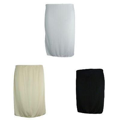 EX M&S Marks And Spencer Waist / Half Slip, Underskirt , 3 lengths, 3 Colours
