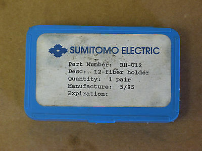 Sumitomo RH-U12 Fiber Holder