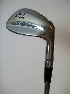 Wilson Staff Tour Blade PW Pitching wedge golf club, muscle back