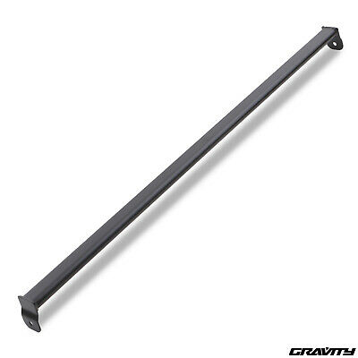40mm BLACK ALLOY RACE RADIATOR RAD FOR BMW MINI R53 COOPER S 1.6 SUPERCHARGED
