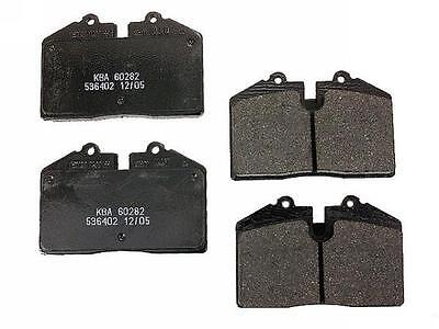 Porsche Brake Pad Pads Set - Front - Brand New GENUINE OEM Textar Brand Germany