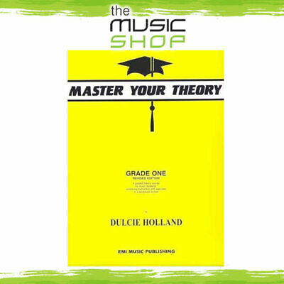 New Master Your Theory Book  - Yellow Grade 1 - MYT