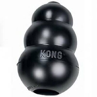 """Kong EXTREME Rubber Chew & Treat Small - """"World's Best Dog Toy"""""""
