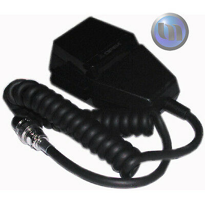 Uniden AXIS UNIVERSAL DYNAMIC MICROPHONE - Wired w 4-pin plug