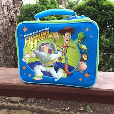 Toy Story Insulated Lunchbox-By Zak Designs