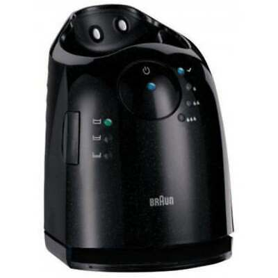 Braun Pulsonic Cleaning Unit Latest Version Black! 790 799 70S, Clean And Charge