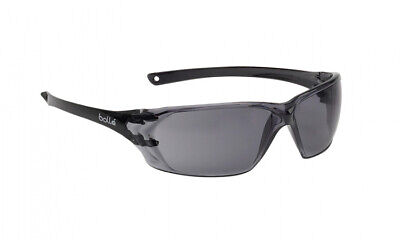 Bolle Prism Safety Glasses - Smoke Lens - PRIPSF