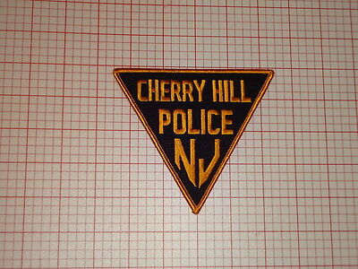 Cherry Hill New Jersey Police Patch