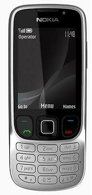 Nokia 6303i Phone 3MP Slim FM Bluetooth GSM TriBand Unlocked