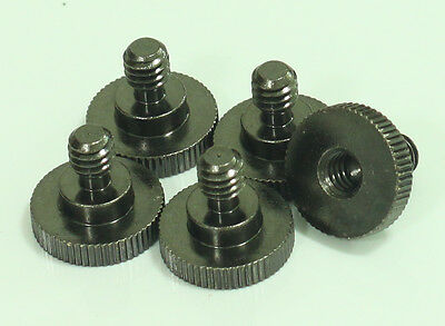 5pcs 1/4-20 male and female screw adaptor for tripod and camera 5D2 system