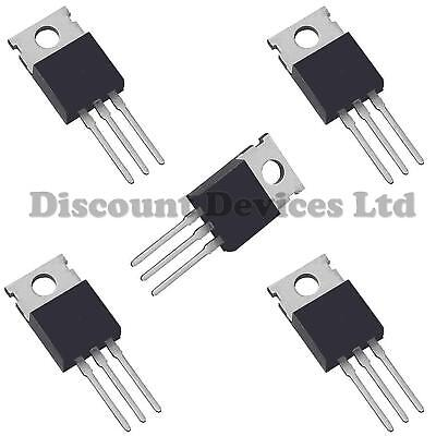 5X  TIP120 Power Transistor NPN