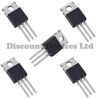 5x TIP120 NPN Transistor Linear Amplifier And Switching Application