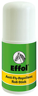 Effol Anti-Fly Insect Pest Repellent Roll On for Horses/Ponies & Riders