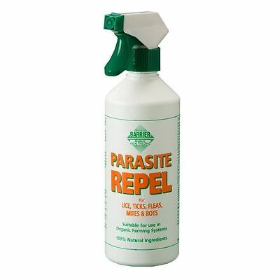 Barrier Parasite Repellent Spray 500ml - Horse/Pony Care