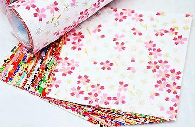 Japan Origami Paper 14* 14 Chiyogami 20 Sheets 20 Patterns Favour Crafts Set F