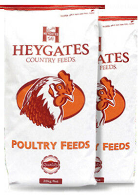 Chick Crumb 20kg Heygates Medicated Chick Crumb with ACS Chicks Poultry Chickens