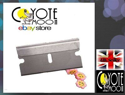 3 x Fimo Cane Cutter Blade For Nail Art, Oven, Clay, Arts & Crafts UK Seller