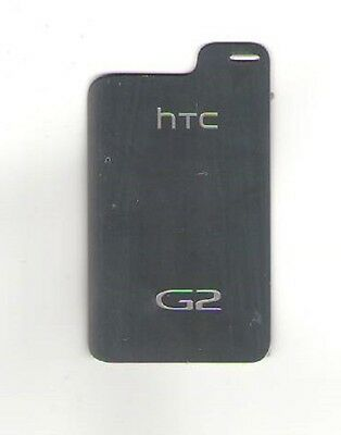 Lot Of 2 Used Oem Battery Door Back Cover Htc G2 Vision T Mobile Google Silver