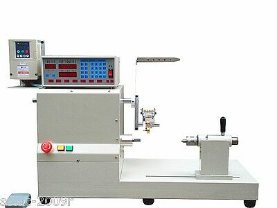 computer fully automatic coils winder winding machine with large baseboard US1