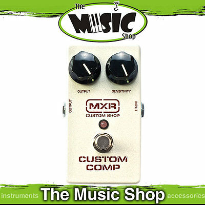 New MXR CSP202 Custom Comp Pedal - MCSP202 Custom Shop Compressor