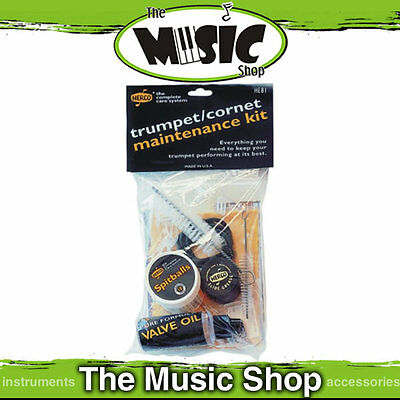 New Herco Trumpet Maintenance / Cleaning Kit - WB1305