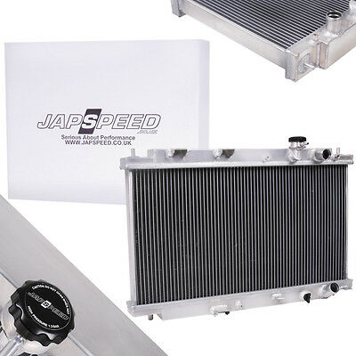 Japspeed Honda Integra Type-R Dc2 Lightweight High Flow Aluminium Race Radiator