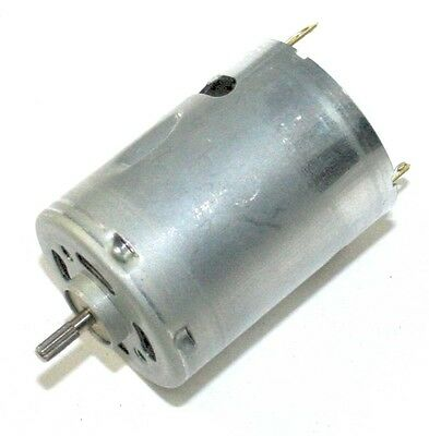 2 x Mabuchi RS-285SA DC 12V to 24V Hobby Robot High speed torque Motor 18000 RPM