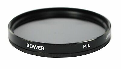 Bower 52mm CPL Digital Multi-Coated Circular Polarizer Filter for Nikon Canon