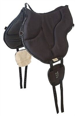 Barefoot Ride On Pad Physio Schwarz Sofort Lieferbar Top Produkt Hbr