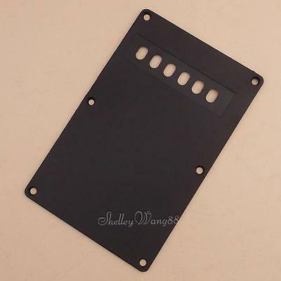 Plastic Back Tremolo Spring Cavity Cover Scratch Plate Fits Fender Strat