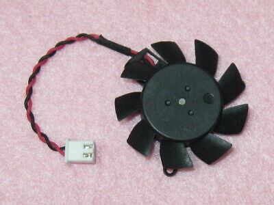37mm NVIDIA GeForce 605 620 Fan Replacement 31mm 2Pin FY04010M12LNB 0.20A R93