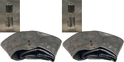 TWO Lawn Mower Tractor Tire Inner Tubes 18X8.50-8 18X9.50-8 20X8.00-8 20X10.00-8