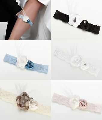 Wedding Bridal Garter Lace Bride Accessories