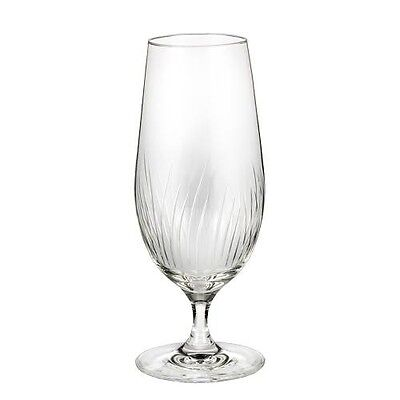 Waterford Marquis Daphne Crystal Stemware Iced Beverage Glass 16 Oz, Set of 4