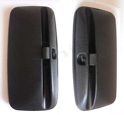 2 x 36cm x 18cm Universal Side Wing Mirrors E6 marked for Truck Van Bus Lorry