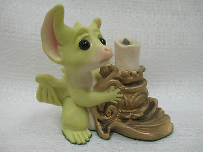Whimsical World Of Pocket Dragons It's Dark Out There Real Musgrave NIB