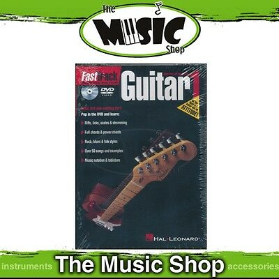 New Fasttrack Guitar 1 DVD - Fast Track Tuition DVD