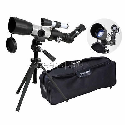New 50X350 Astronomy Astronomical Space Monocular Telescope With Tripod
