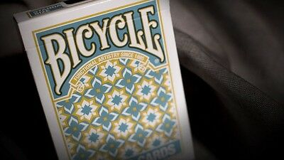 New Bicycle Madison Playing Cards 2 Deck Set 1 Teal & 1 Gold By Uspc