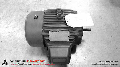Reliance Electric P18G3102E Phase 3 1750 Rpm 1.5 Hp Duty Master Motor #113322